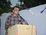 Annual function-Guest Speech